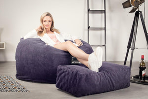 CloudSac® 'XL Large' C510-L Bean Bags