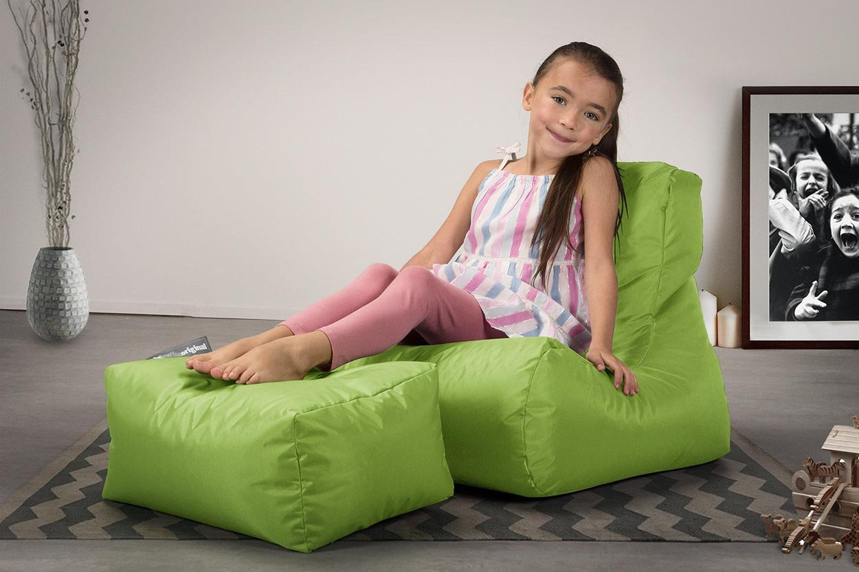 SmartCanvas™ Children's Lounger Bean Bag