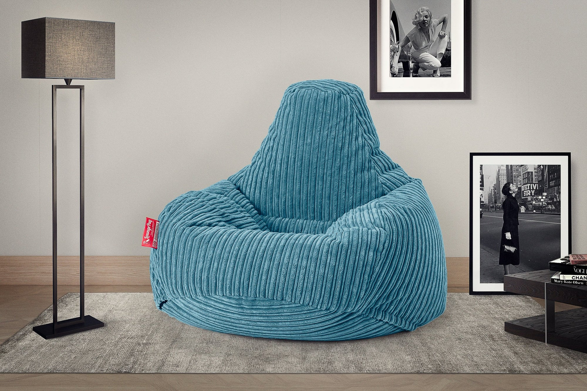 Teardrop Bean Bag