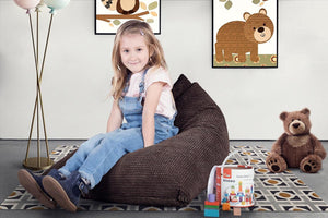 Childrens Bean Bag Lounger