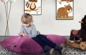 Childrens Bean Bag Pillows
