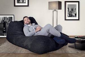 Double Day Bed Bean Bag (The Walrus)
