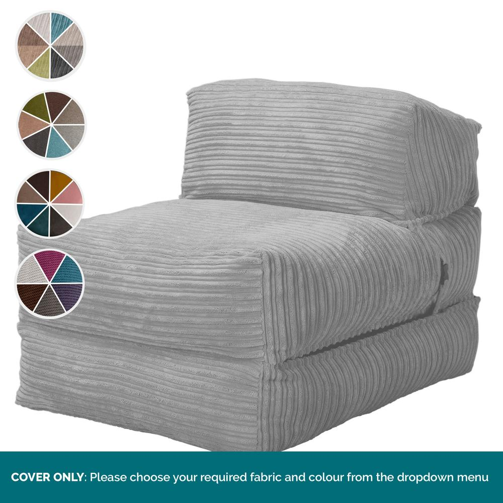 Avery-Futon-Chair-Bed-COVER-ONLY-Replacement-/-Spares_1