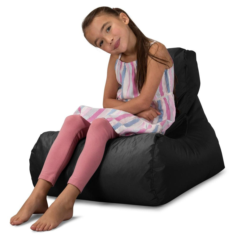 SmartCanvas™-Children's-Lounger-Bean-Bag-Black_4