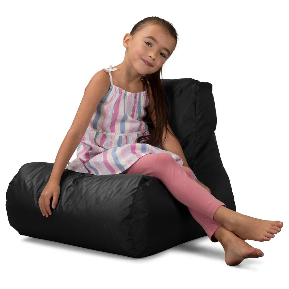 SmartCanvas™-Children's-Lounger-Bean-Bag-Black_3