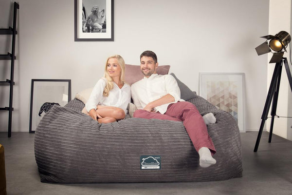 CloudSac-2500-A-Colossal-XXXL-Memory-Foam-Bean-Bag-Sofa-Cord-Graphite-Grey_2