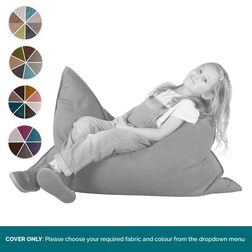 Childrens-Bean-Bag-Pillow-COVER-ONLY-Replacement-/-Spares_1