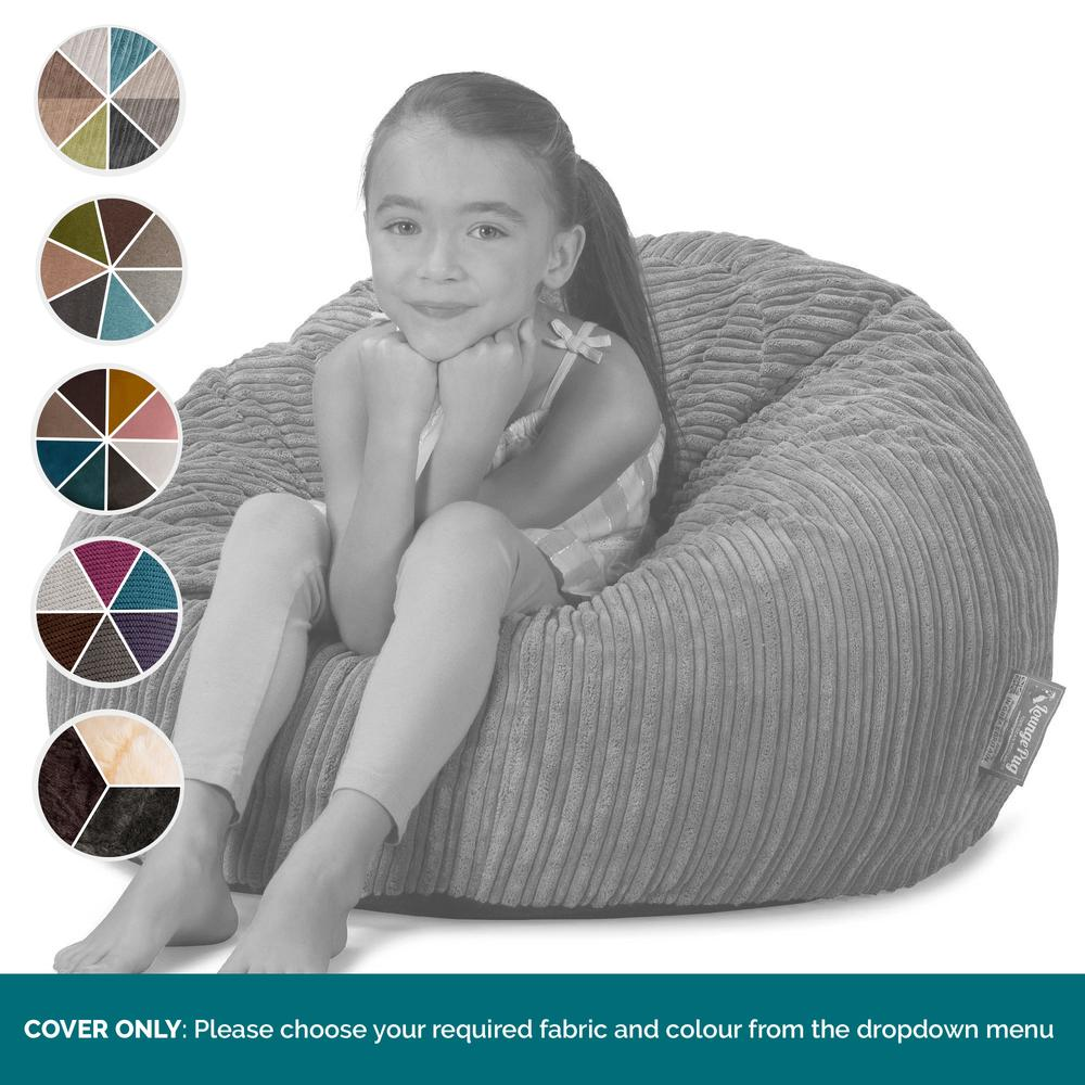 CloudSac 200 Kids - Giant Childrens Bean Bag COVER ONLY - Replacement / Spares