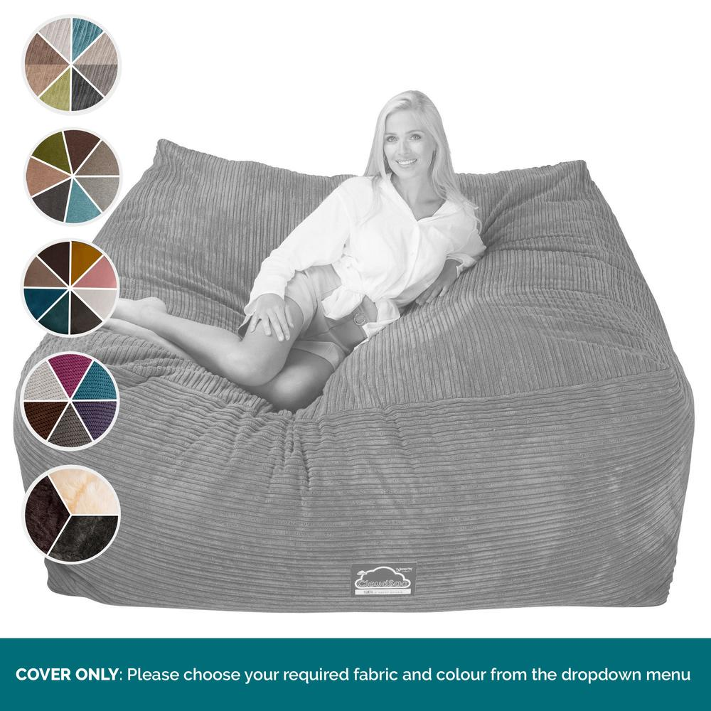 CloudSac-2500-A-Colossal-XXXL-Bean-Bag-Sofa-COVER-ONLY-Replacement-/-Spares_1
