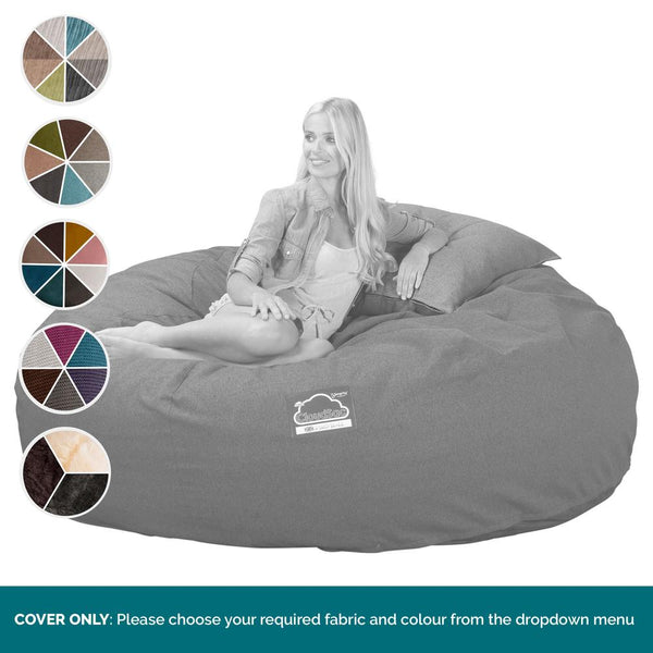 CloudSac-3000-XXL-A-King-Sized-Bean-Bag-Sofa-COVER-ONLY-Replacement-/-Spares_1