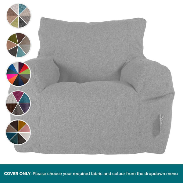 Bean-Bag-Armchair-COVER-ONLY-Replacement-/-Spares_1