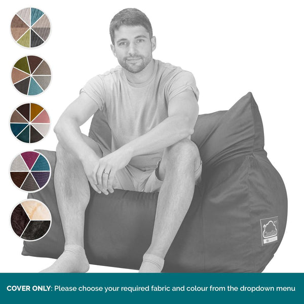 CloudSac-800-Bean-Bag-Armchair-COVER-ONLY-Replacement-/-Spares_1
