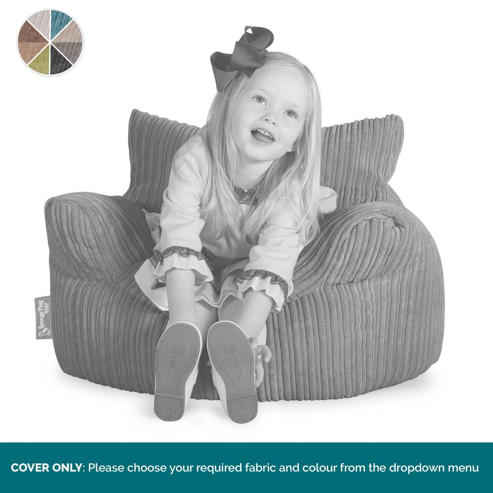 Childrens-Armchair-3-8-yr-Bean-Bag-COVER-ONLY-Replacement-/-Spares_1