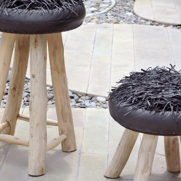 Shaggy-Oriental-Footstool-Grey_2