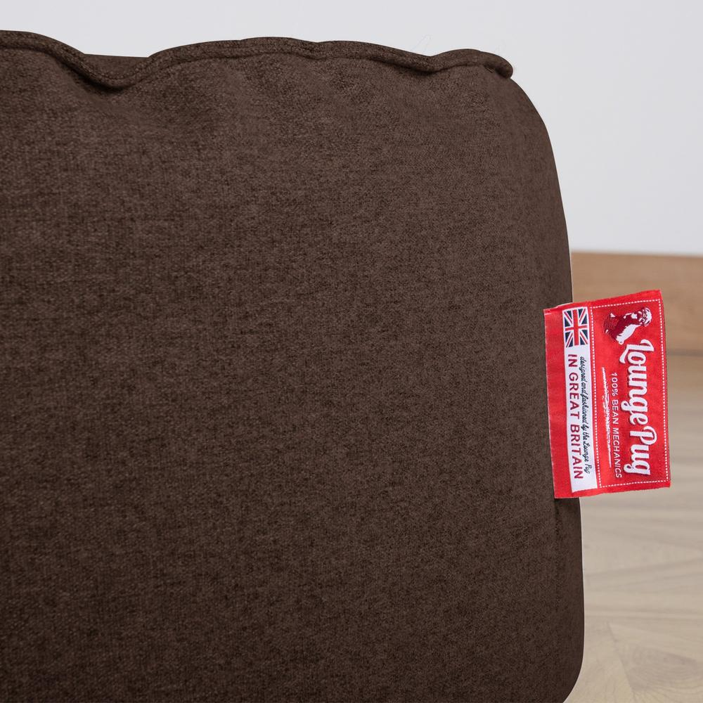 Mega-Mammoth-Bean-Bag-Sofa-Interalli-Wool-Brown_6