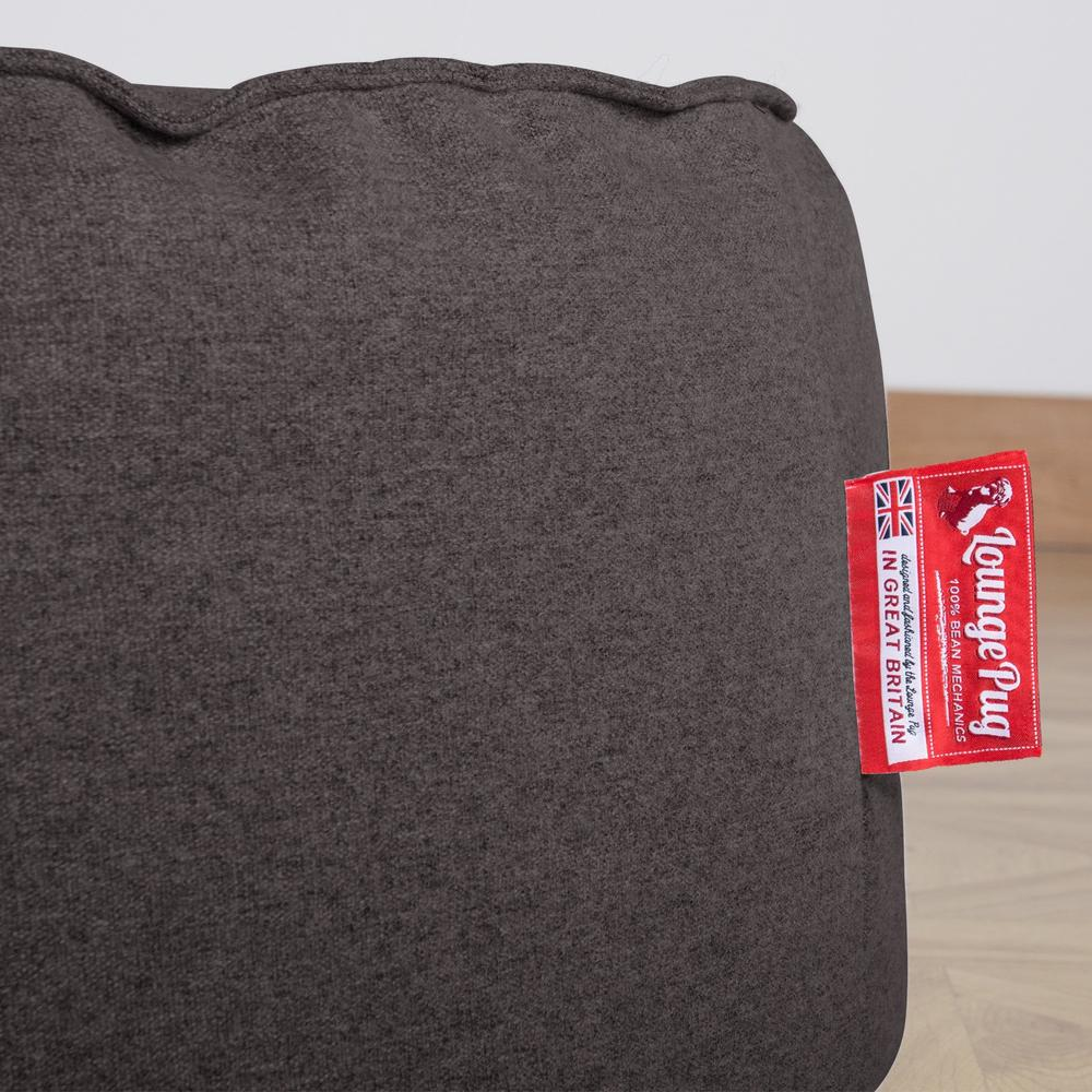 Mega-Mammoth-Bean-Bag-Sofa-Interalli-Wool-Grey_6
