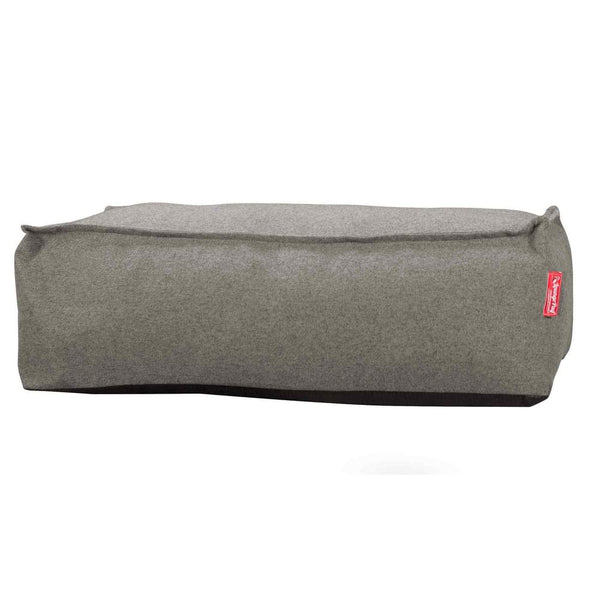 CloudSac-100-The-Memory-Foam-Footstool-Interalli-Wool-Silver_1
