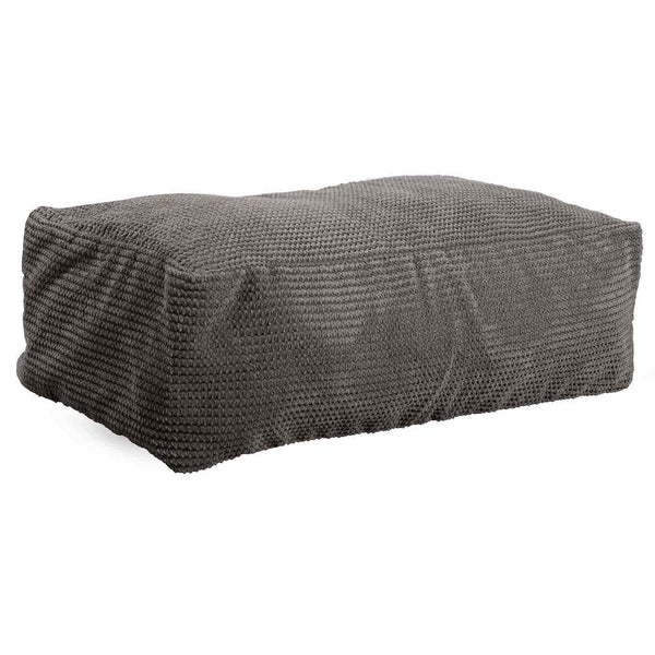 CloudSac-100-The-Memory-Foam-Footstool-Pom-Pom-Charcoal-Grey_1
