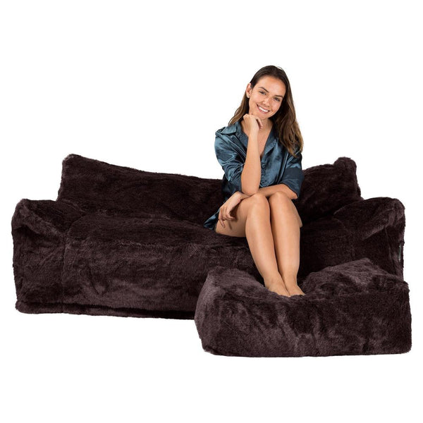 CloudSac-1200-Memory-Foam-Bean-Bag-Sofa-Fluffy-Faux-Fur-Brown-Bear_1