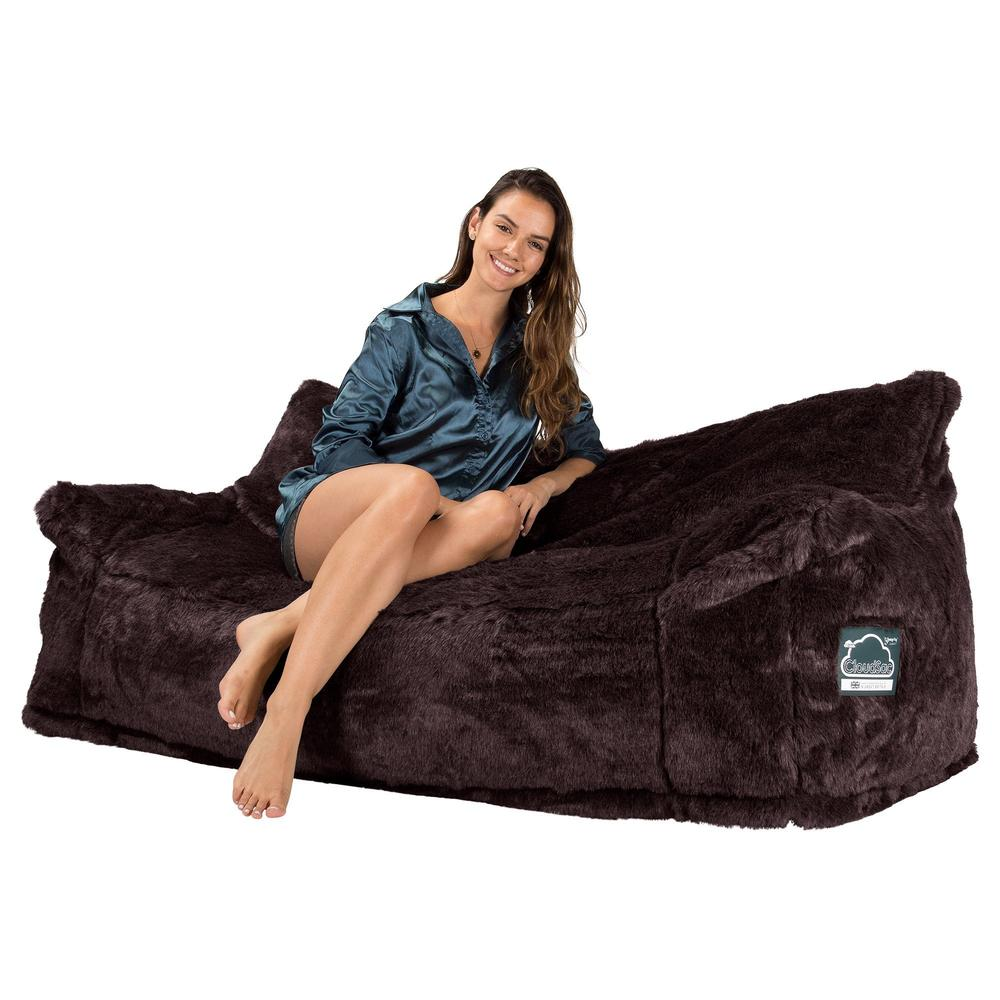 CloudSac-1200-Memory-Foam-Bean-Bag-Sofa-Fluffy-Faux-Fur-Brown-Bear_4