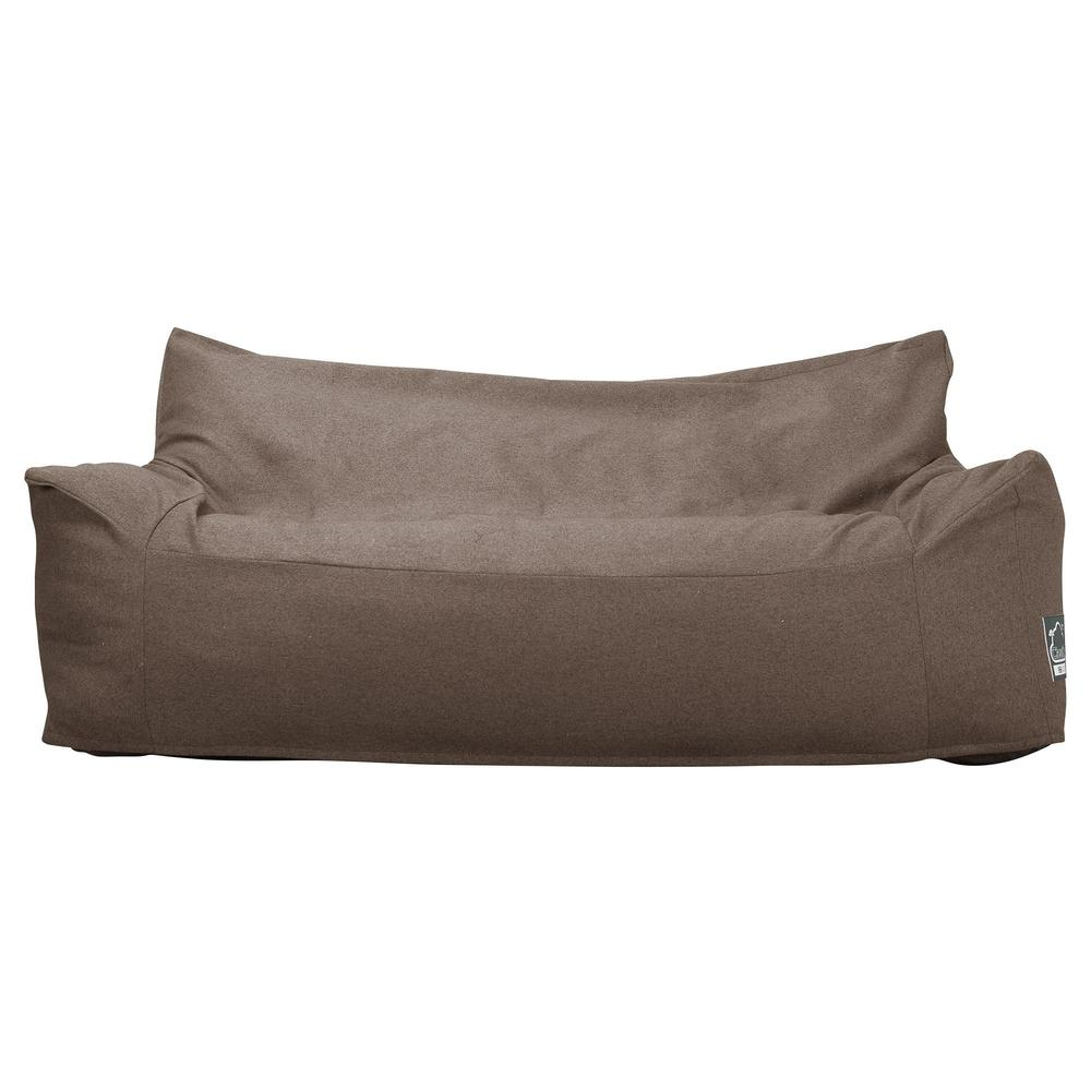 CloudSac-1200-Memory-Foam-Bean-Bag-Sofa-Interalli-Wool-Biscuit_6