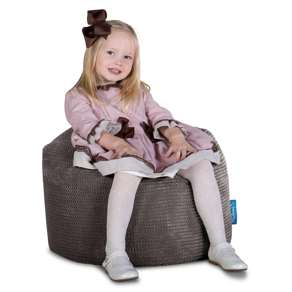 Children's-Bean-Bag-Pom-Pom-Charcoal-Grey_3