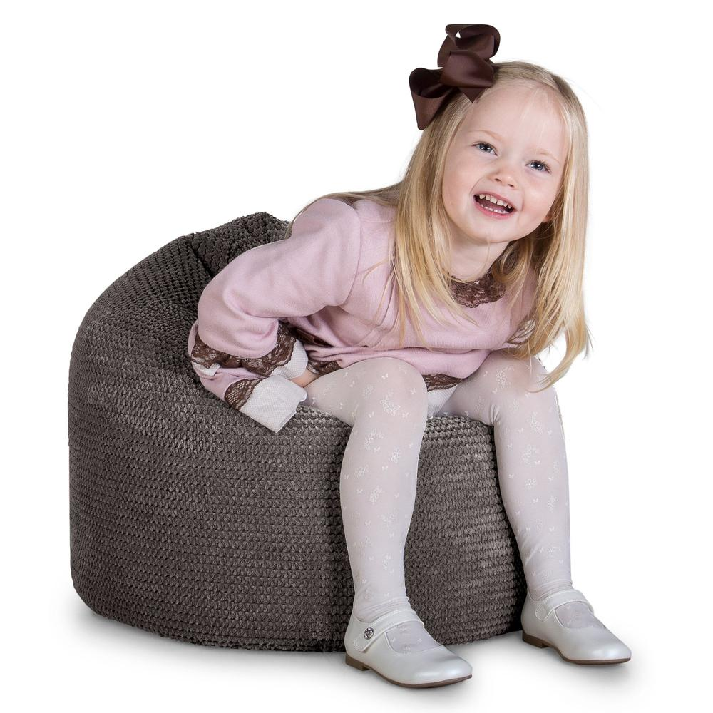 Children's-Bean-Bag-Pom-Pom-Charcoal-Grey_4