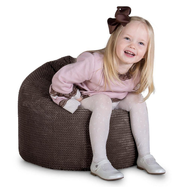 Children's-Bean-Bag-Pom-Pom-Chocolate-Brown_1