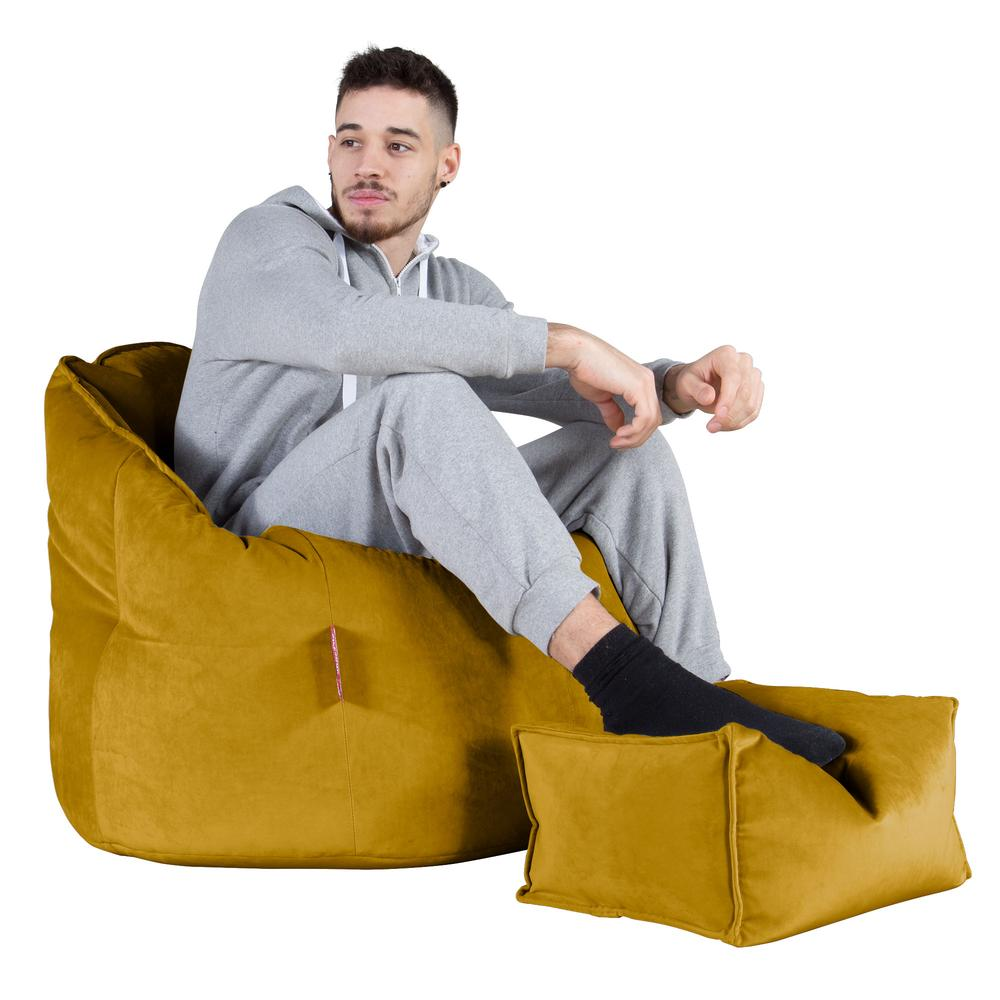 Cuddle-Up-Bean-Bag-Chair-Velvet-Gold_5