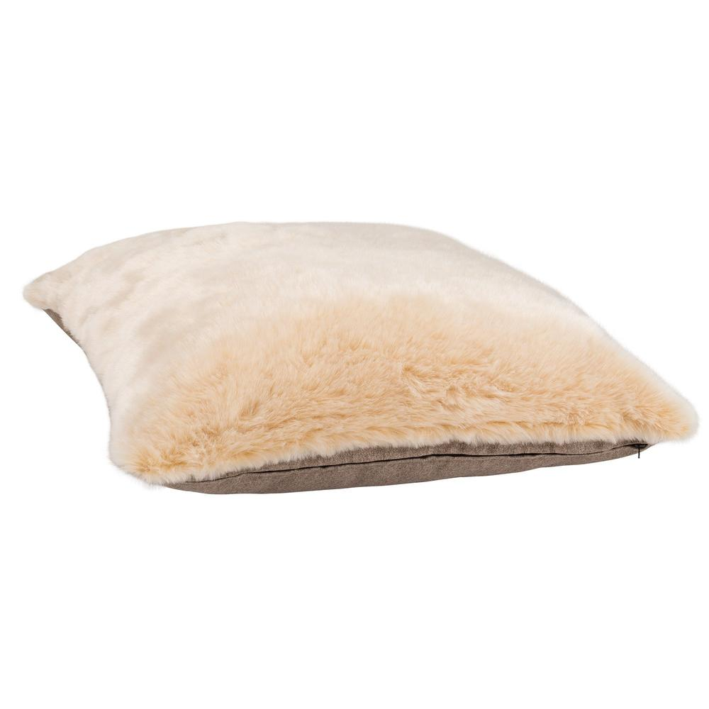 Scatter-Cushions-(2-sizes-:-47cm-/-70cm)-Fluffy-Faux-Fur-White-Fox_3