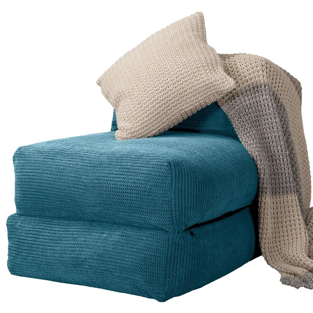 Avery-Futon-Chair-Bed-Single-Pom-Pom-Aegean-Blue_4