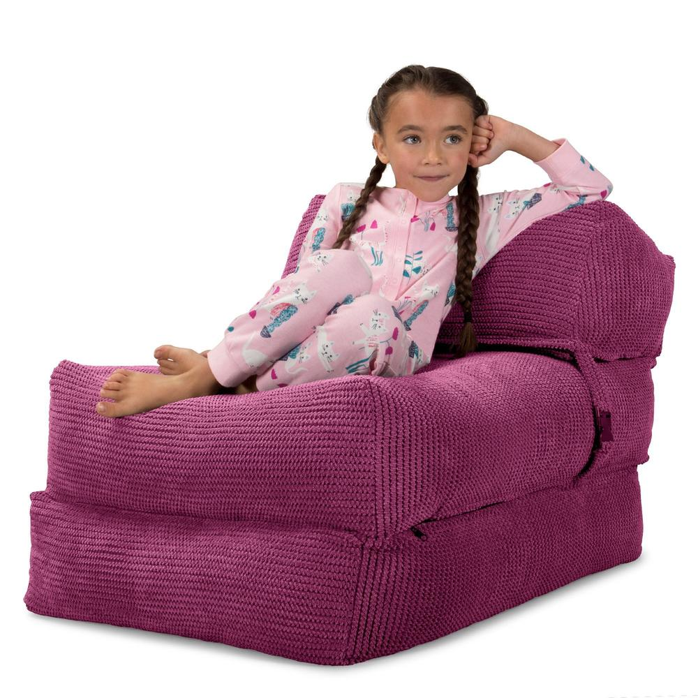 Avery-Futon-Chair-Bed-Single-Pom-Pom-Pink_6