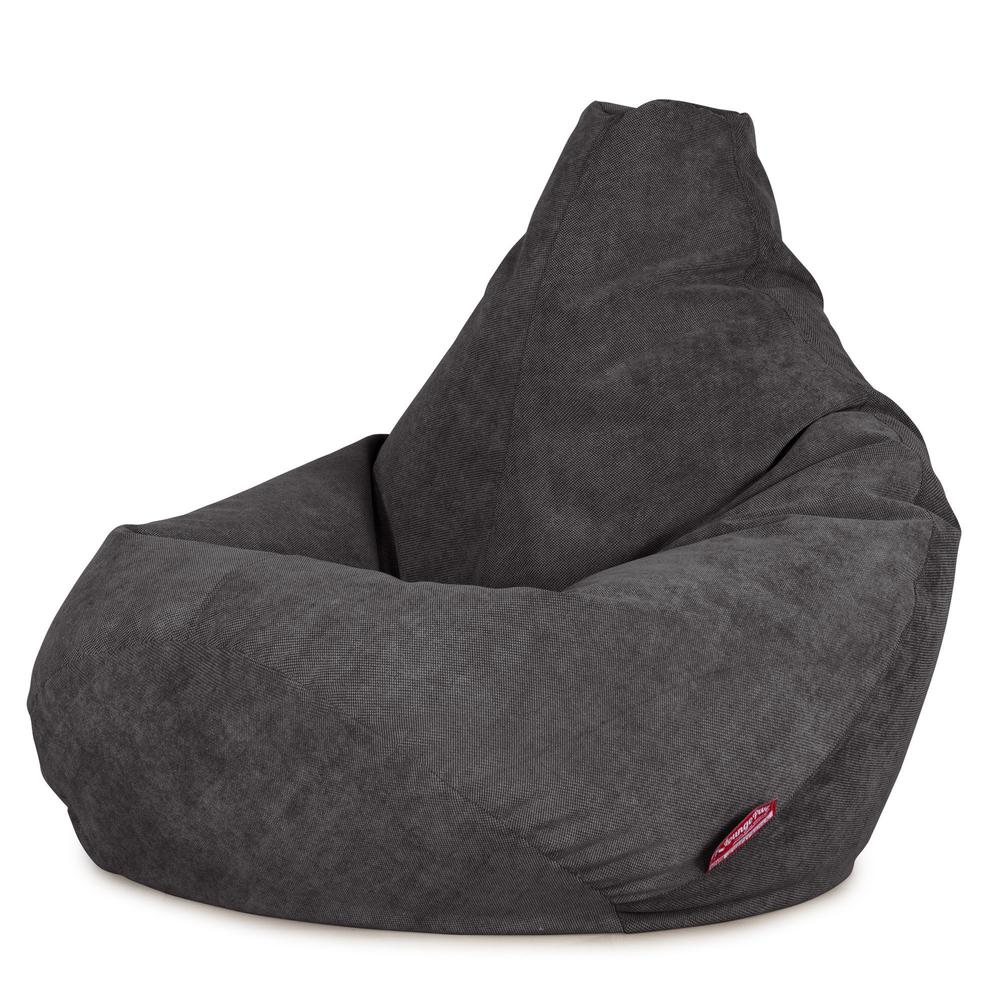 Highback-Bean-Bag-Chair-Flock-Graphite-Grey_3