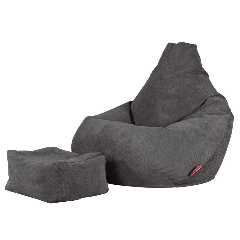 Highback-Bean-Bag-Chair-Flock-Graphite-Grey_1