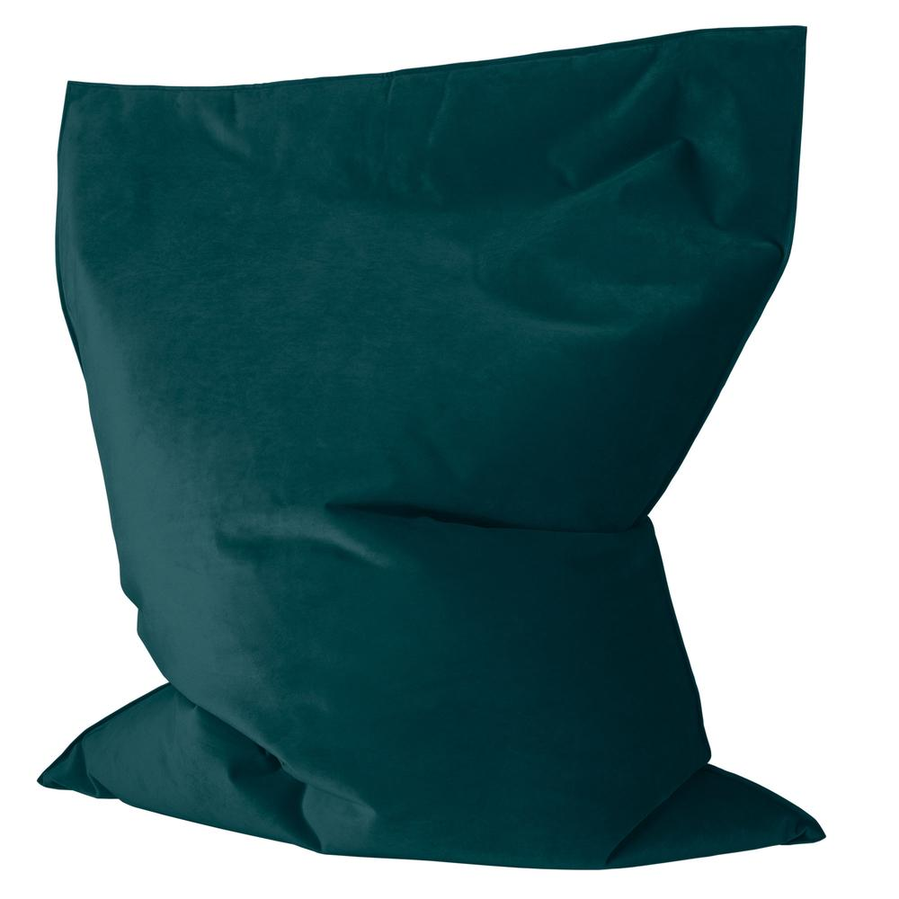 Junior-Children's-Bean-Bag-Velvet-Teal_3