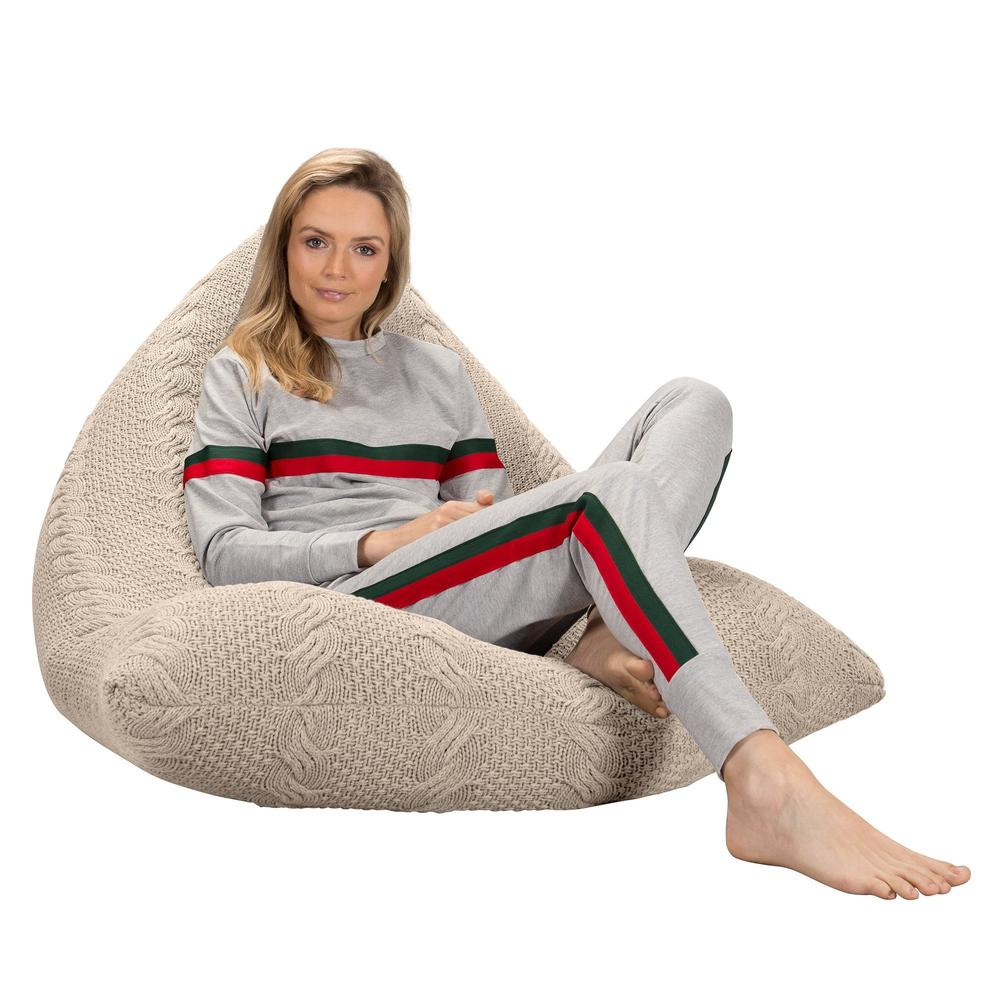 Gaming-Lounger-Bean-Bag--Cable-Cream_1