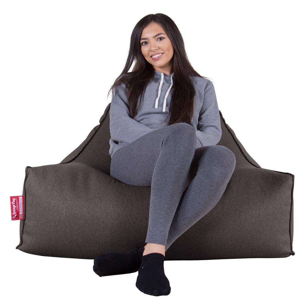 Lounger-Bean-Bag-Interalli-Wool-Grey_5