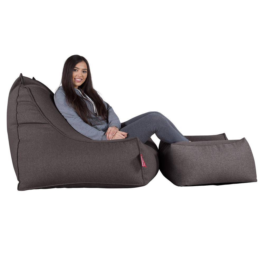 Lounger-Bean-Bag-Interalli-Wool-Grey_4