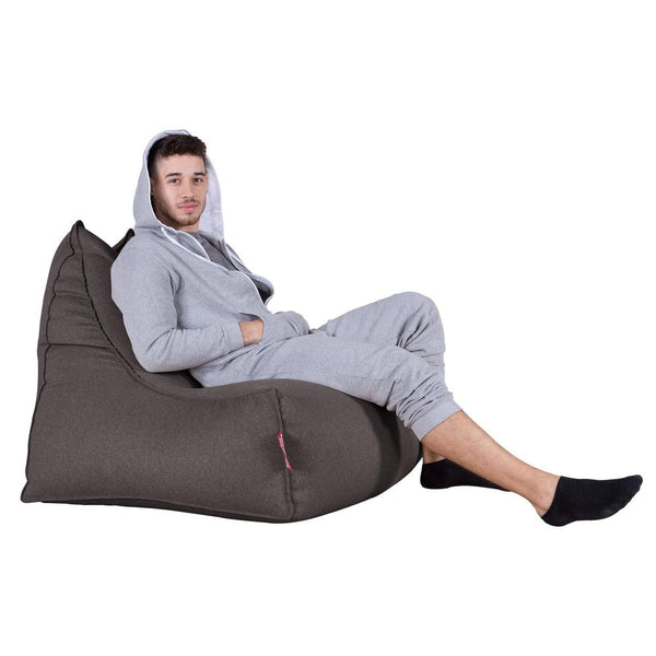 Lounger-Bean-Bag-Interalli-Wool-Grey_1
