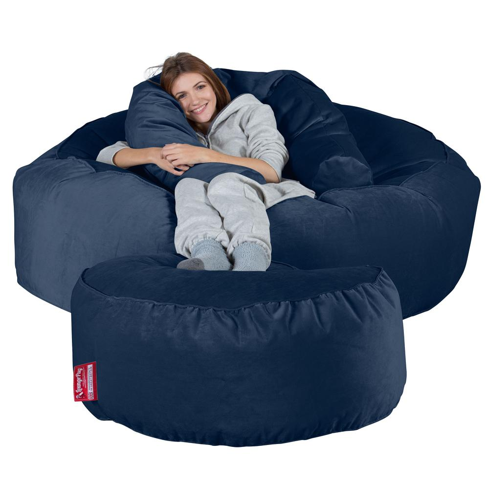 Mega-Mammoth-Bean-Bag-Sofa-Velvet-Midnight-Blue_5
