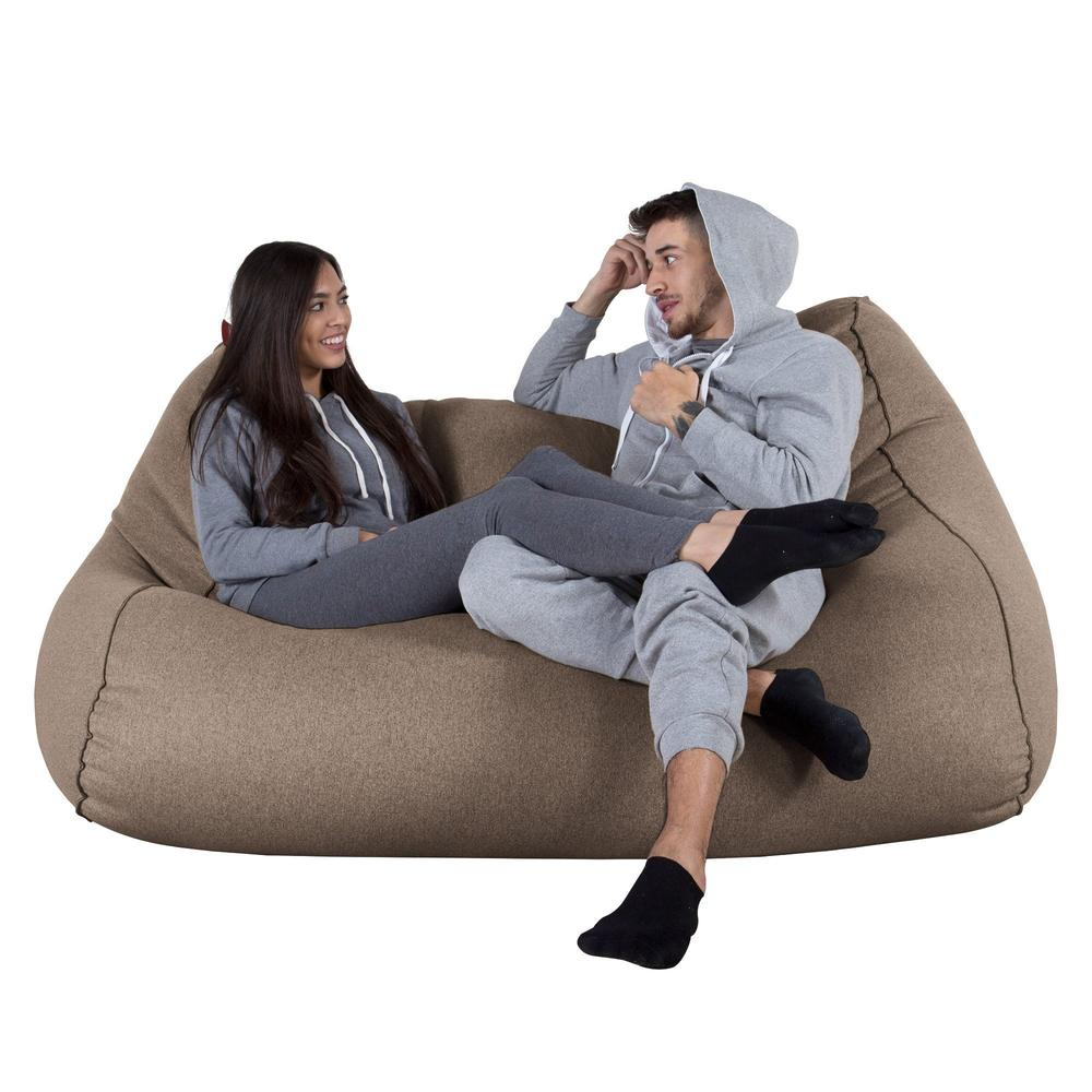 Huge-Bean-Bag-Sofa-Interalli-Wool-Biscuit_5