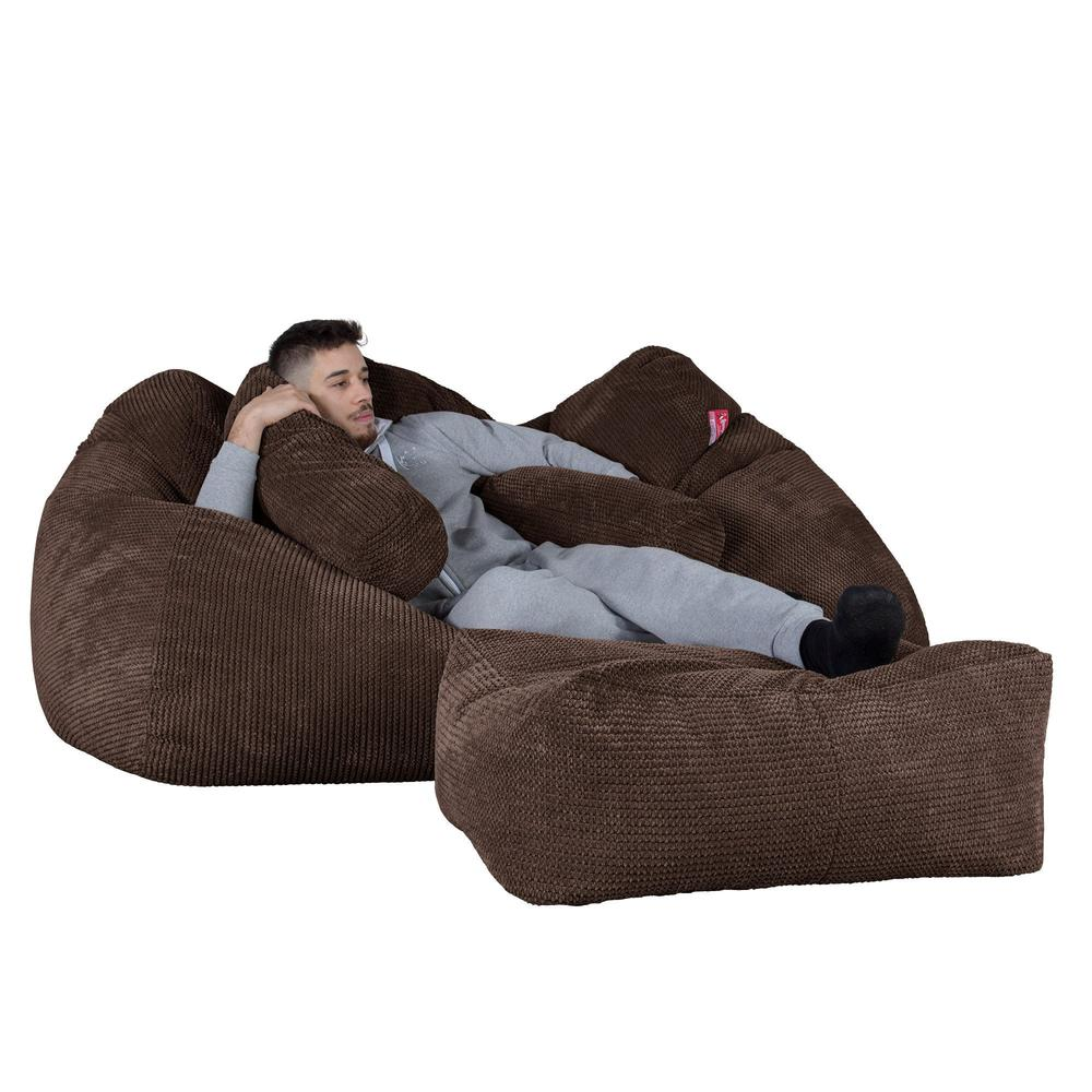 Huge-Bean-Bag-Sofa-Pom-Pom-Chocolate-Brown_3