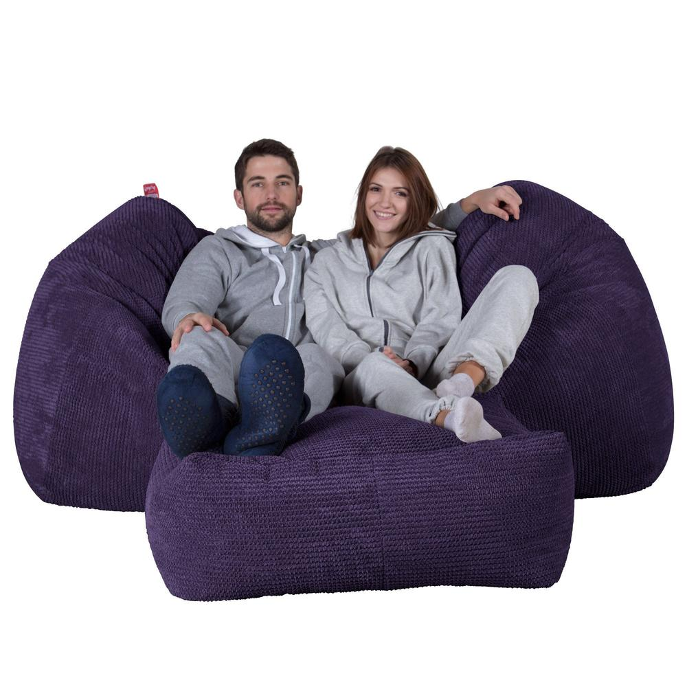 Huge-Bean-Bag-Sofa-Pom-Pom-Purple_6