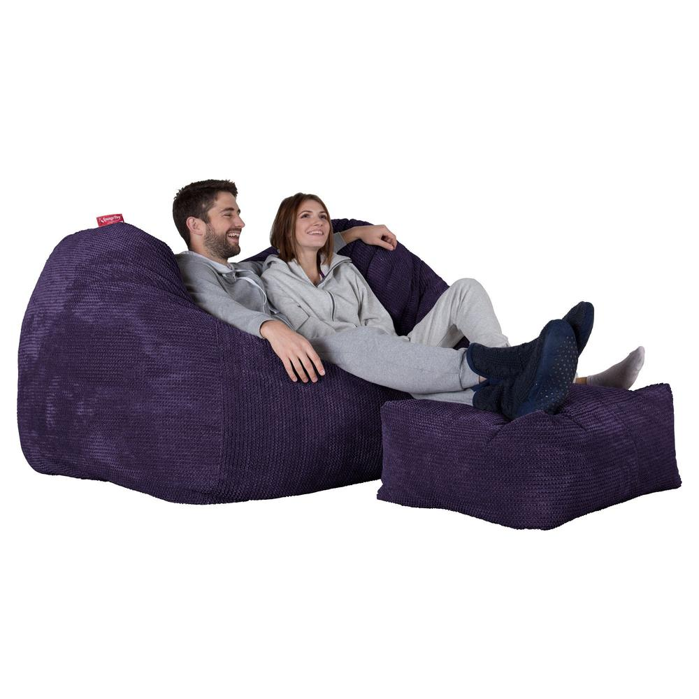 Huge-Bean-Bag-Sofa-Pom-Pom-Purple_5