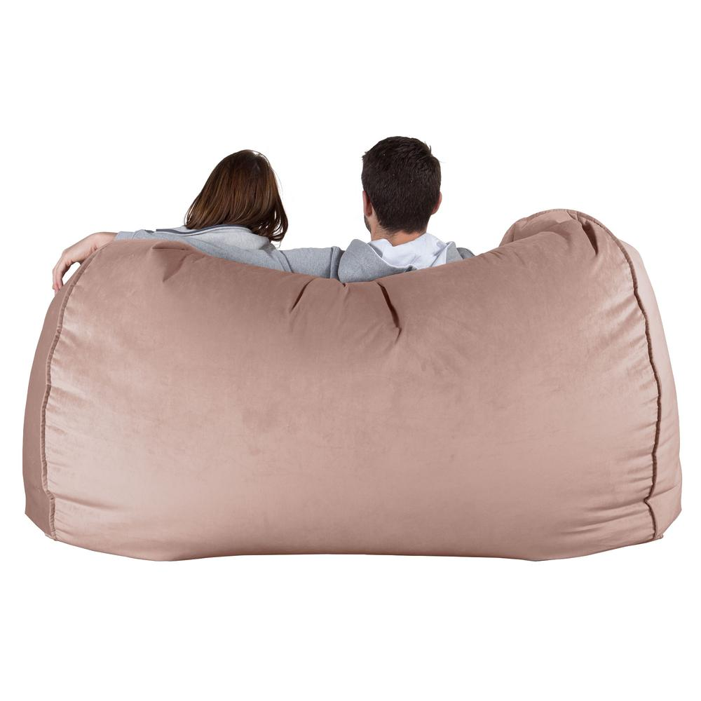 Huge-Bean-Bag-Sofa-Velvet-Rose-Pink_5