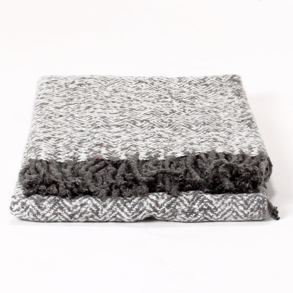 Faux-Mohair-Throw-Blanket-Herringbone-Grey_1