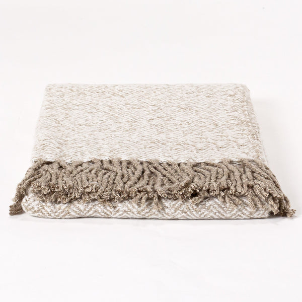 Faux-Mohair-Throw-Blanket-Herringbone-Taupe_1
