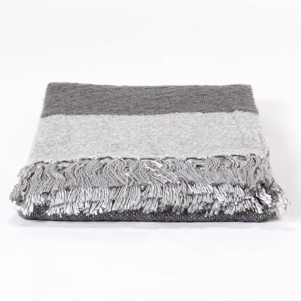 Faux-Mohair-Throw-Blanket-Tonal-Slate-Grey-Silver_1