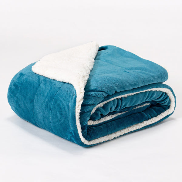 Sherpa-Throw-Blanket-Teal-Blue_1