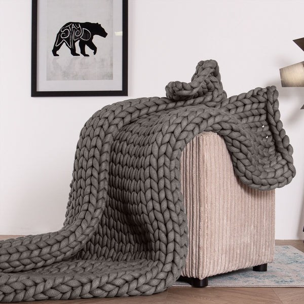 weighted-blanket-chunky-knit-grey_2